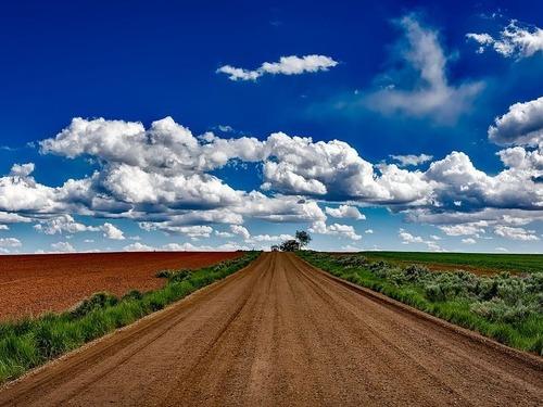 コロラド州の東部農場地帯01