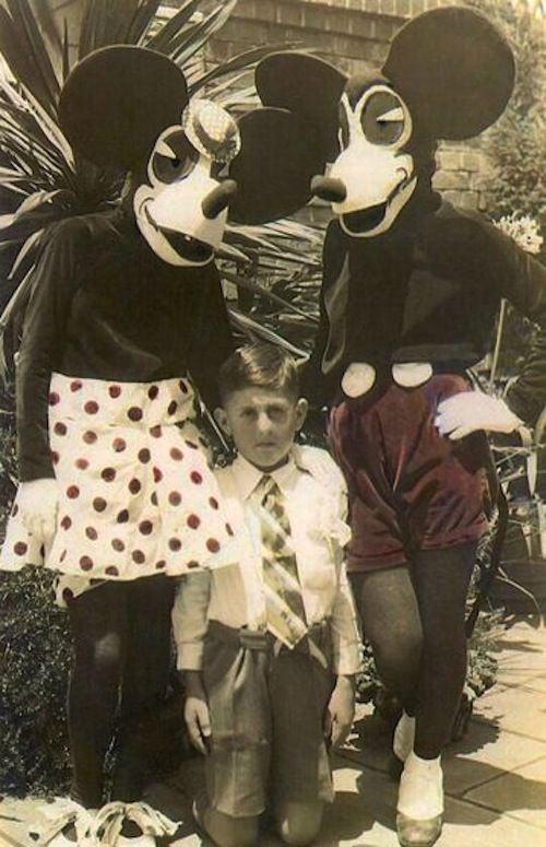昔ディズニーは怖いところだった01