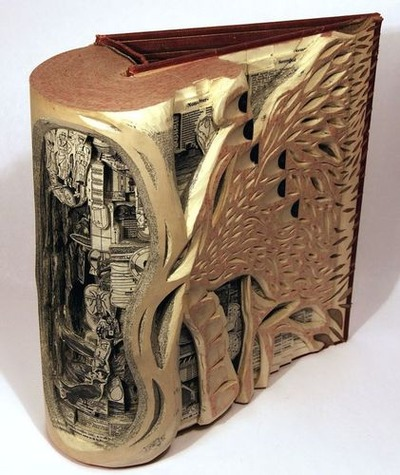本の彫刻03