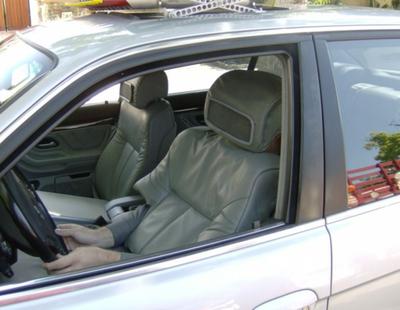 車のカモフラージュ01