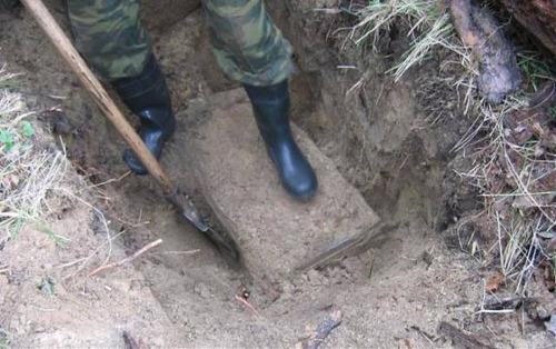 第二次世界大戦のドイツ兵士が隠したもの02