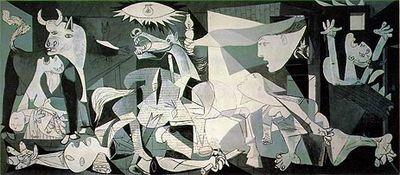 ゲルニカ(Guernica, 1937)