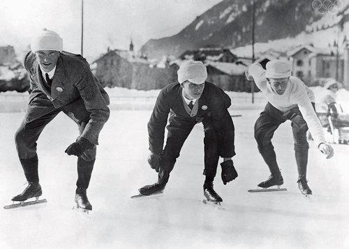 第1回1924年の冬季五輪04