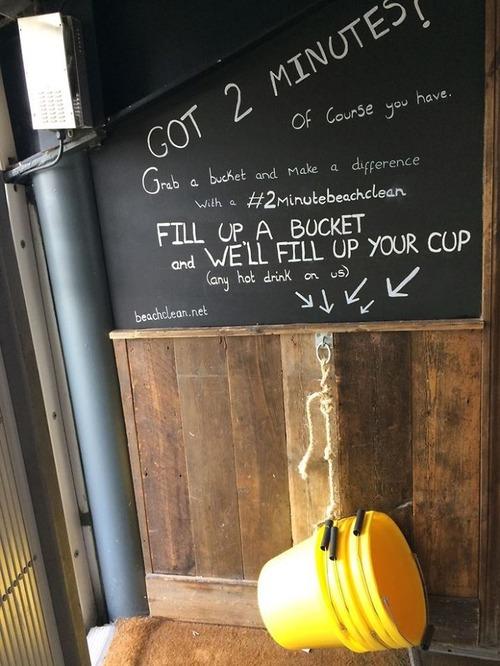 アイデアが秀逸なカフェ01