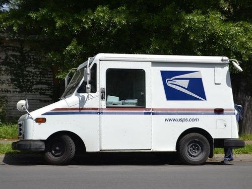 アメリカの郵便配達員が郵便できない理由