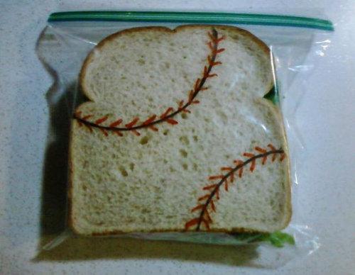 サンドイッチアート10