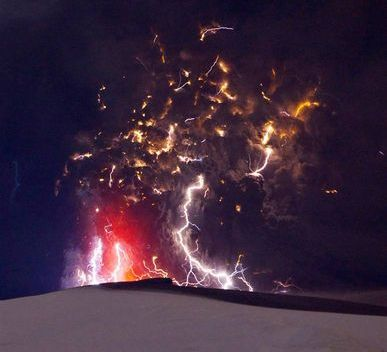 アイスランドの火山16