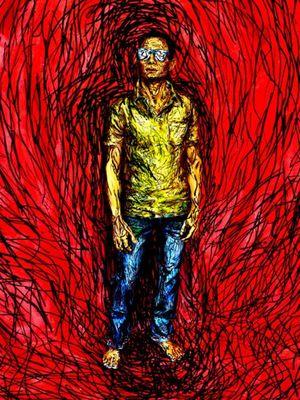 生身の絵画01