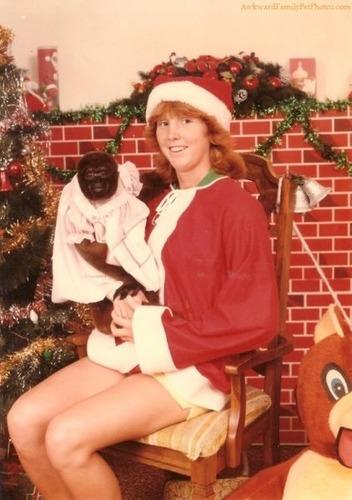 クリスマスの変な写真07