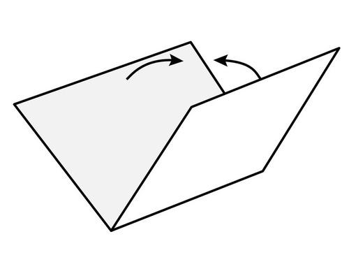 パレスチナ人が折り紙アート00