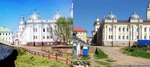 ロシア帝国時代の写真と現在08