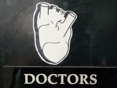 心臓の専門医