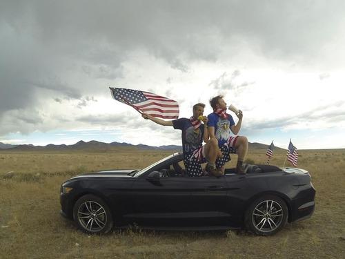 ベルギー人が正しいアメリカ旅行をしてみた01