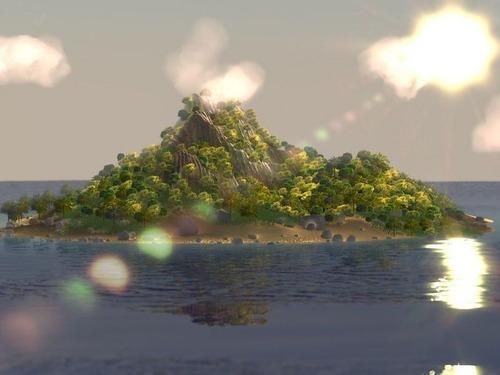 島と人がシンクロするとき00