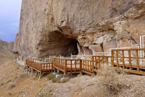 ラス・マノス洞窟の手形06