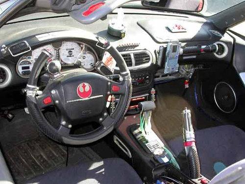SFな車08
