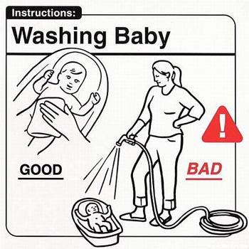 赤ちゃんの取扱説明書16