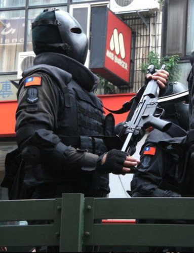 台湾の特殊部隊04