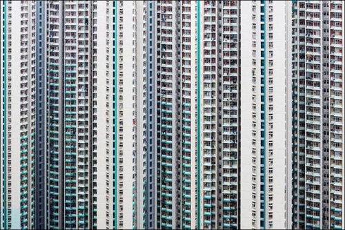 香港の集合住宅11