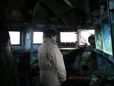 タイフーン級原子力潜水艦06