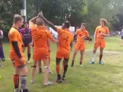 オランダの握手03