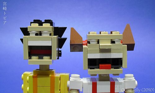 レゴでジブリ14