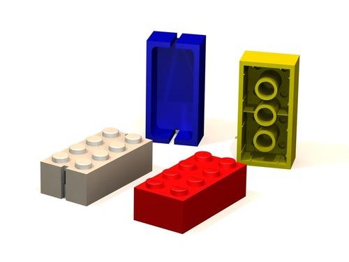 荷造り前にレゴセットを撮影00