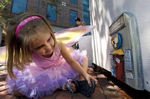 小さな妖精の住む街09