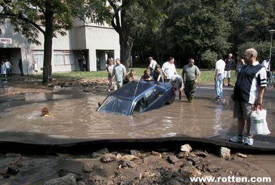女性ドライバーの事故・失敗・下手14