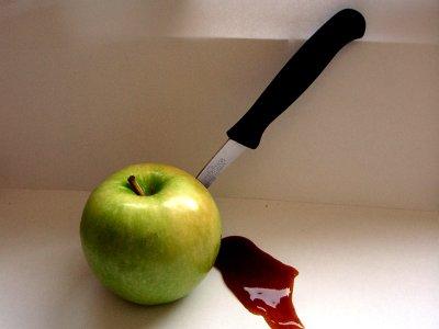 悲しいリンゴ