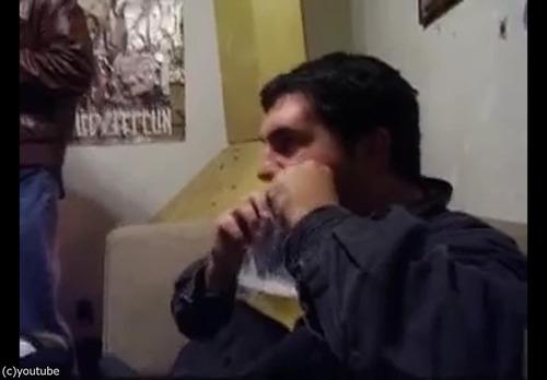 中国のビールの飲み方07