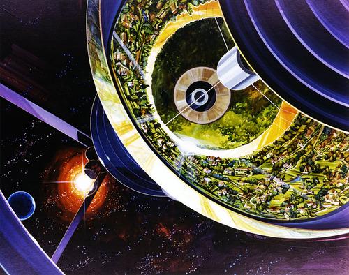 スペースコロニー11
