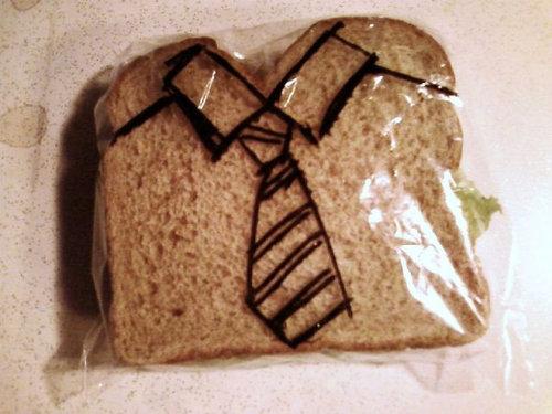 サンドイッチアート01