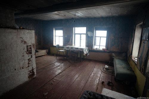 ロシアの廃村05