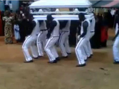 ガーナのお葬式