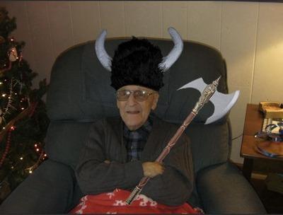 92歳のじーちゃん12