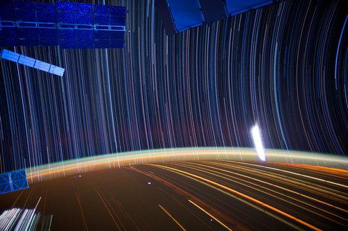 NASAの長時間露光05