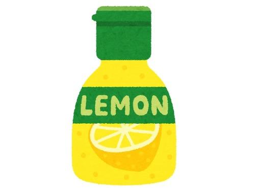 幼児がレモンジュースを飲みたがるとき
