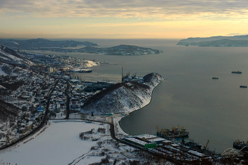 ロシアの普通の冬16