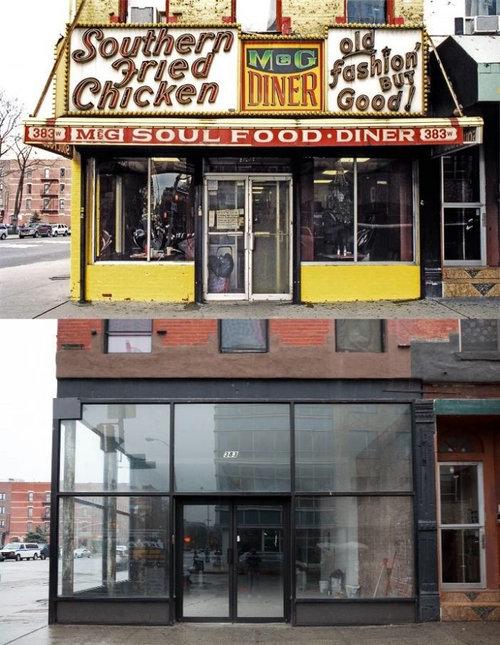ニューヨークの10年前と今15