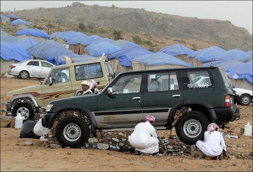 サウジアラビアの遊び01
