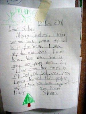 母の祈りの手紙