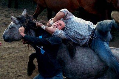 スペインの馬祭り13