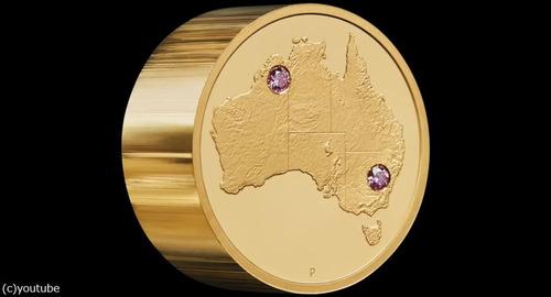 オーストラリアが2億円の金貨を鋳造03