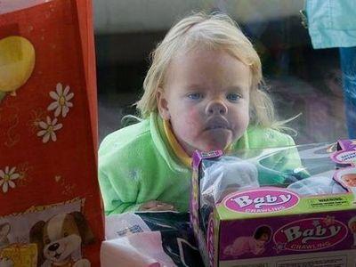 子供にしかできない表情がある…