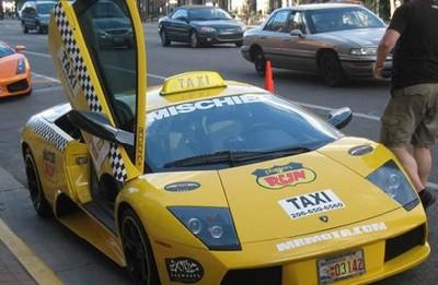 世界のタクシー15