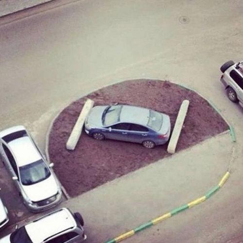 違法駐車06