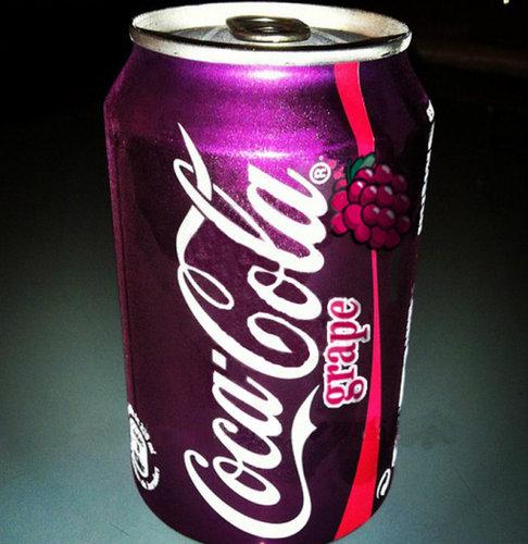 コカコーラの変わったフレーバー02