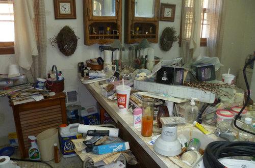 部屋の掃除15