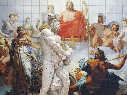 ギリシャ神話の真実00